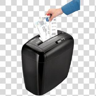 Paper Shredder Fellowes Brands Office Supplies Industrial Shredder - Paper Shredder. PNG