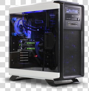 Computer Cases & Housings Laptop Central Processing Unit Gaming Computer Personal Computer - Computer PNG