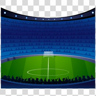 Football Pitch Poster - Football Field PNG