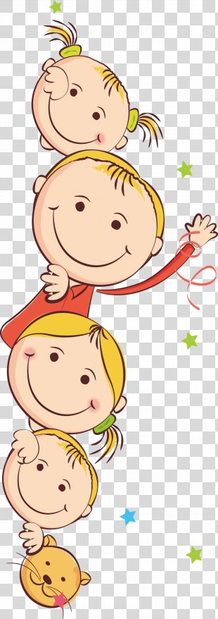 Child - Cartoon Kids PNG