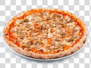 Sicilian Pizza Vegetarian Cuisine Food Oven - Pizza Ingredient PNG