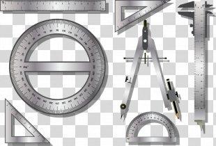 Ruler Download Compass - Vector Drawing Tools PNG
