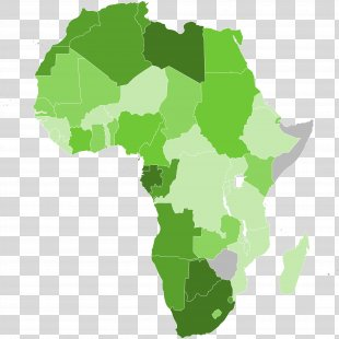 Africa Vector Map World Map - Africa PNG