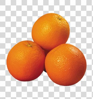 Orange Juice Transparency Tangerine - Orange PNG