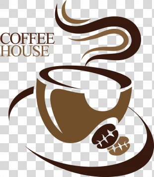 Coffee Cafe Logo - Cafe Logo PNG
