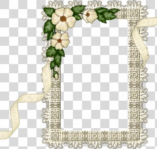 Picture Frames Flower Scrapbooking Clip Art - Flower PNG