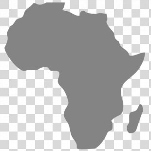 Africa Vector Map Continent - Africa PNG