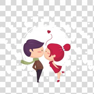 Valentine's Day Drawing Gift Clip Art - Valentine's Day PNG