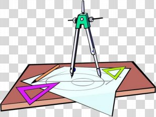 Geometry Straightedge And Compass Construction Image Clip Art - Compass PNG