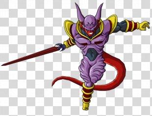 Baby Majin Buu Janemba Vegeta Dragon Ball Heroes - Baby PNG