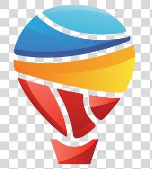 Cappadocia Flight Logo Hot Air Balloon - Balon PNG