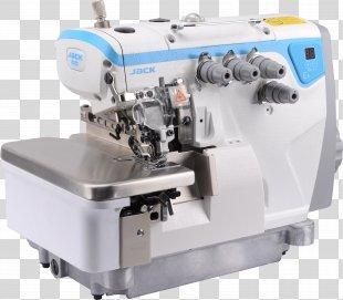 Overlock Sewing Machines Lockstitch JACK SEWING MACHINE - Sewing Machine PNG
