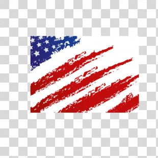 Flag Of The United States United States Declaration Of Independence Independence Day - American Flag PNG