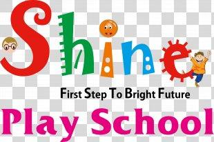Shine Play School Logo Pre-school National Secondary School - School Logo PNG