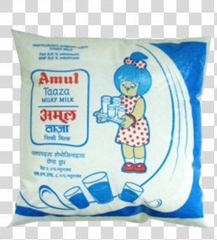 Milk Bag Buttermilk Amul Toned Milk - Milk PNG
