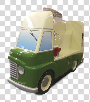 Commercial Vehicle Model Car Compact Van - Car PNG