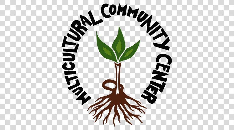 Multicultural Community Center Campus Logo, Student Community PNG