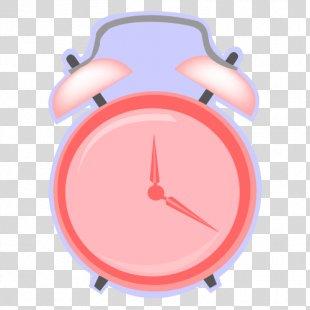 Alarm Clock Digital Clock - Alarm Clock Vector Model PNG