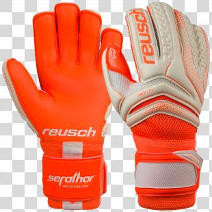 Reusch International Guante De Guardameta Glove Goalkeeper Football - Goalkeeper Glove PNG