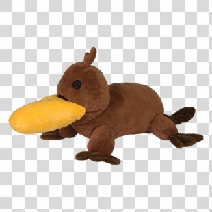 Perry The Platypus Stuffed Animals & Cuddly Toys Rooster Teeth Camping - Rooster Teeth Games PNG