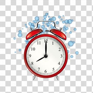 Alarm Clock Stock Photography Icon - Alarm Clock And Dot PNG