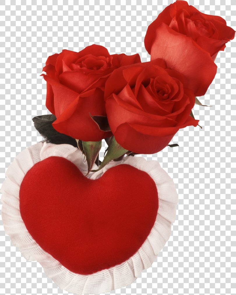 Free Love Cousin Heart, Red Roses PNG