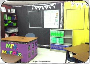 Desk Furniture Classroom School Shelf - Desk PNG