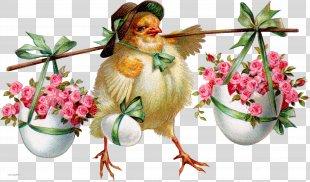 Easter Bunny Wedding Invitation Paper Easter Postcard - Easter PNG