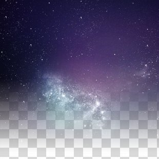 Icon - Brilliant Stars In The Night Sky PNG