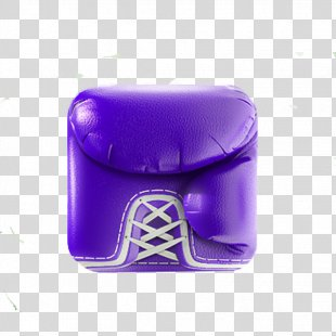 Icon Design Application Software Mobile App IOS Icon - Blue Boxing Gloves PNG