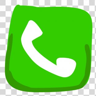 IPhone Telephone Call Icon Design - Phone PNG
