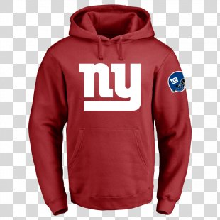 New York Giants Hoodie New York Knicks New York Rangers NFL - New York Giants PNG