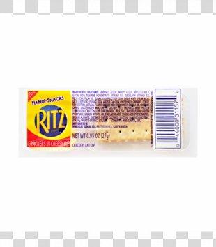 Ritz Crackers Flavor PNG