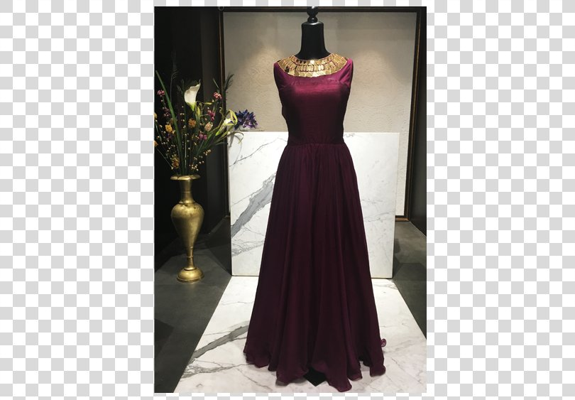 Cocktail Dress Gown Chiffon Silk, Dress PNG