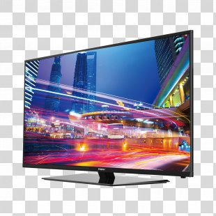 High-definition Television Haier LED-backlit LCD HD Ready Smart TV - Tv PNG