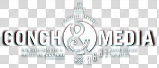 Conch&Media Logo Social Media Brand - Conch PNG