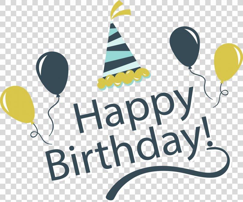 Birthday Cake Wedding Invitation Greeting Card Clip Art, Vintage Happy Birthday Happy Card PNG