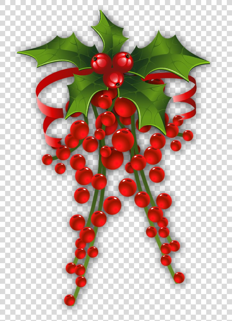Mistletoe Christmas Common Holly Clip Art, Mistletoe Cliparts Transparent PNG