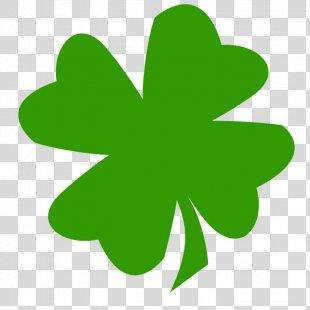 Saint Patrick's Day 17 March Ireland Shamrock Four-leaf Clover - Saint Patrick's Day PNG