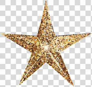 Star Metal Belt Buckles Clip Art - Star PNG