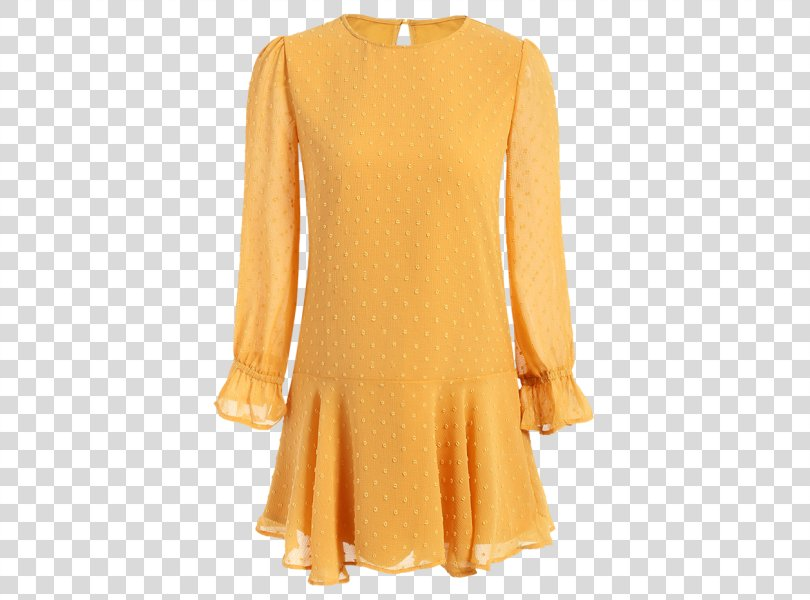 Dress T-shirt Sleeve Ruffle Clothing, Dresses PNG