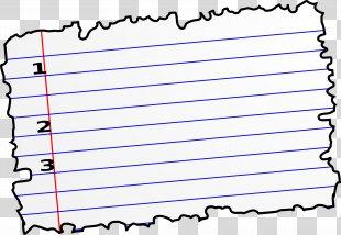 Paper Clip Notebook Clip Art - Paper Sheet PNG