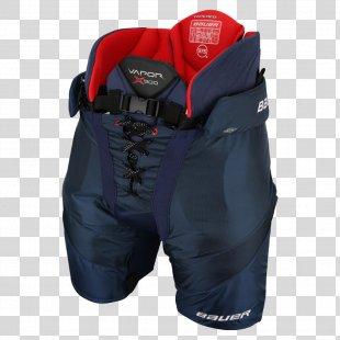 Hockey Protective Pants & Ski Shorts Bauer Hockey Ice Hockey - Hockey PNG