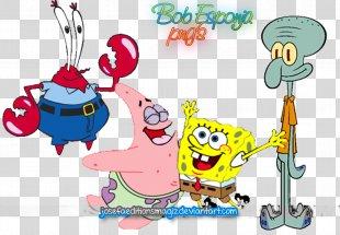 Patrick Star It's A SpongeBob Christmas! Clip Art - It PNG