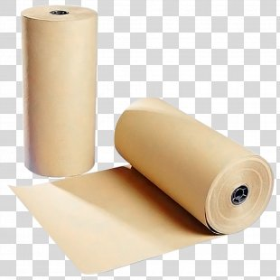 Kraft Paper Pulp Adhesive Tape Office Supplies - Pattern Paper PNG