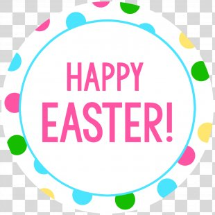 Easter Bunny Wish Happiness Greeting & Note Cards - Happy Easter PNG