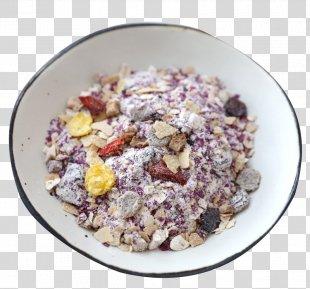Muesli Breakfast Cereal Congee Porridge - Delicious Sweet Potato Breakfast Porridge PNG