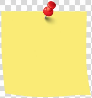 Post-it Note Paper Clip Art - Sticky Note PNG