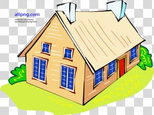 Clip Art Drawing Image Illustration - Building PNG