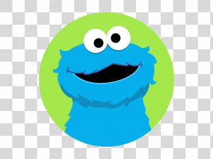 Cookie Monster Rosita Elmo Big Bird Telly Monster - Cookie PNG